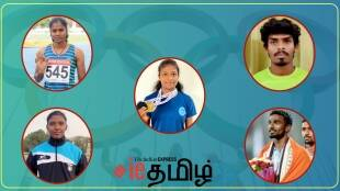 Sports news in tamil: athletes qualified for 2021 olympics from Tamilnadu
