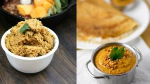 Weight loss recipes in tamil: Horsegram chutney making in tamil