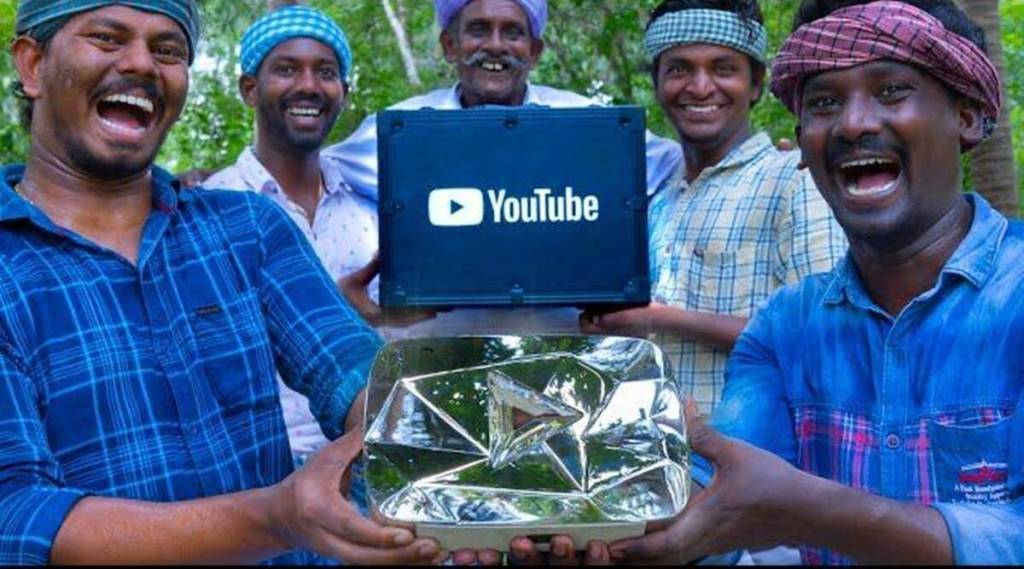 Village Cooking Channel reaches 1 crore YouTube subscribers