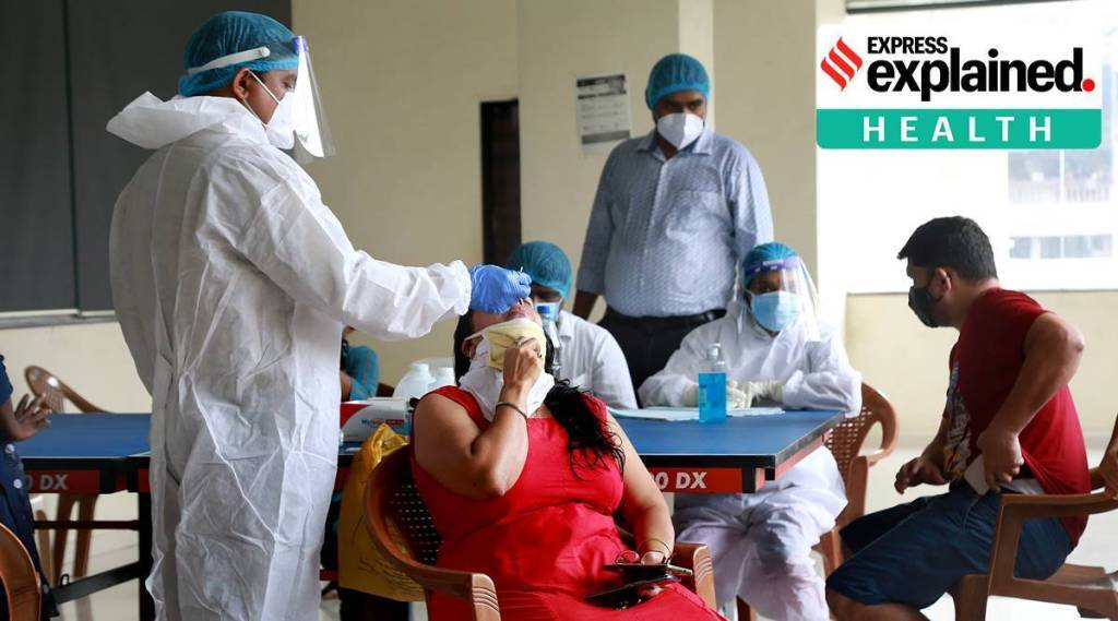 Test predicts who is likely to be infected with severe covid Tamil News