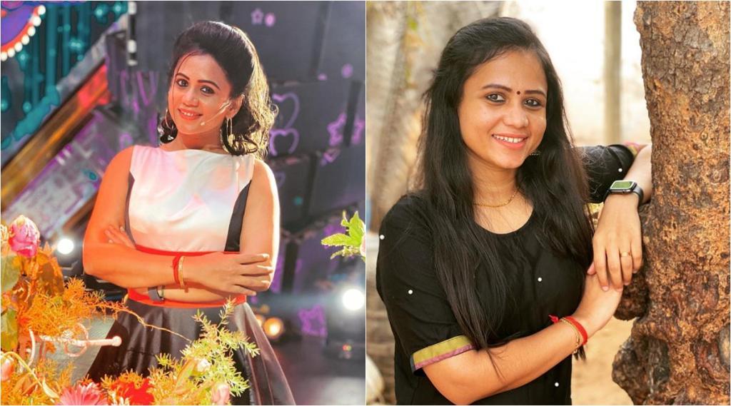 VJ Manimegalai, Vijay TV, VJ Manimegali joins with Rakshan, விஜே மணிமேகலை, ரக்ஷன் உடன் ஆங்கராக இணையும் மணிமேகலை, விஜய் டிவி, தெறி பேபி, மணிமேகலை, ரக்ஷன், குக் வித் கோமளி, Vijay TV new show, manimegalai anchoring in new show, vijay tv, cook with comali, manaimegalai