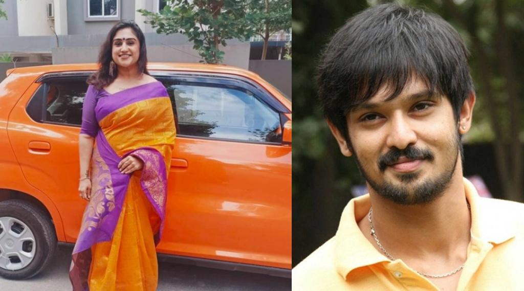Vanitha vijayakumar Tamil News: actor nakul reveals that Vanitha used bad words in bb jodigal show