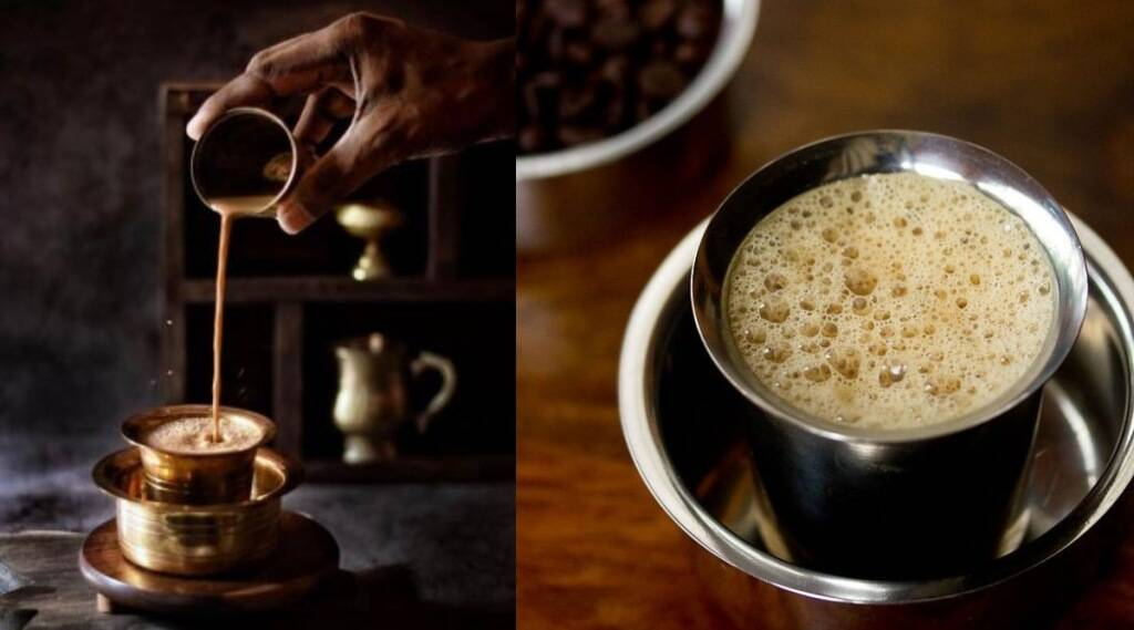 Filter Coffee in Tamil: How to make South Indian Filter Coffee tamil