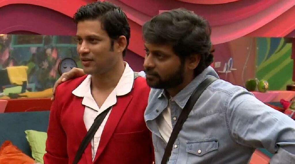 BIGG BOSS Tamil News: BB 4 Som apologizes to Rio raj wife sruthi