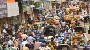 Tamilnadu news in tamil: Shoppers throng Chennai's T Nagar as lockdown is lifted