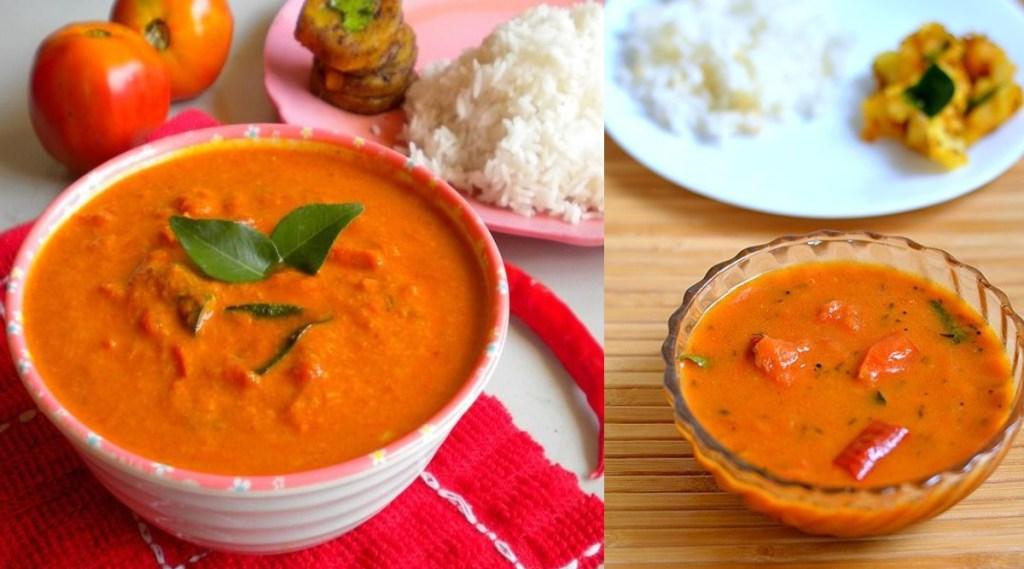 Kulampu recipe: simple steps to tomato Kulambu