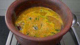 Rasam Recipes in Tamil: steps to make Healthy Village Selavu Rasam tamil