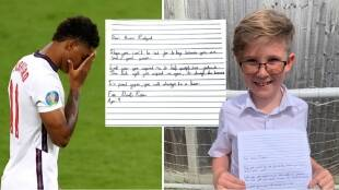 Sports news in tamil: child's heart breaking letter to marcus rashford
