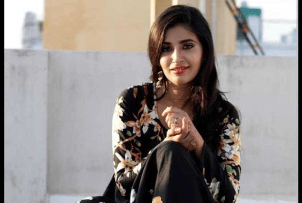 raja rani 2, actress vaishu sundar