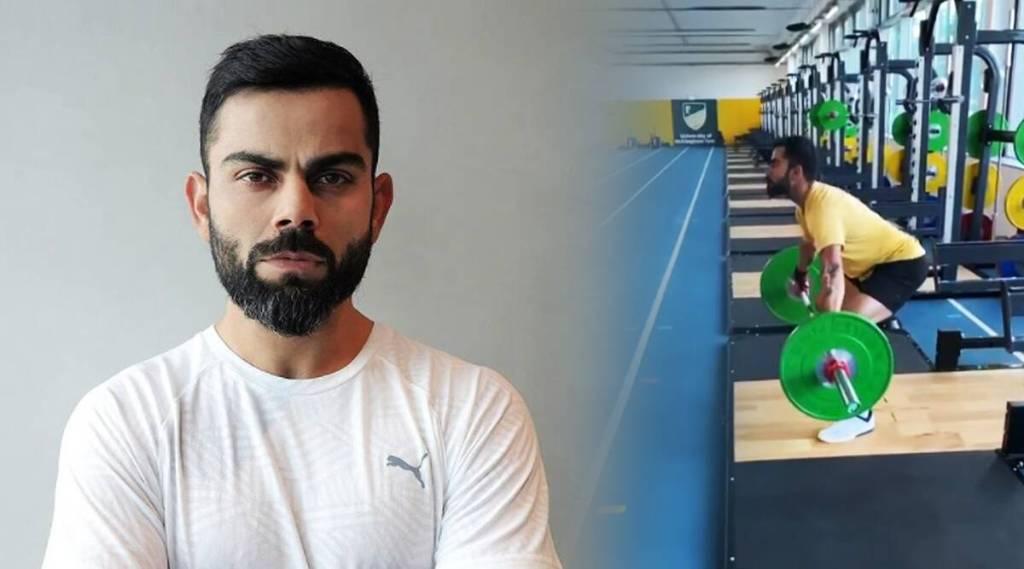 Virat Kohli fitness goals gym testmatch England Tamil News