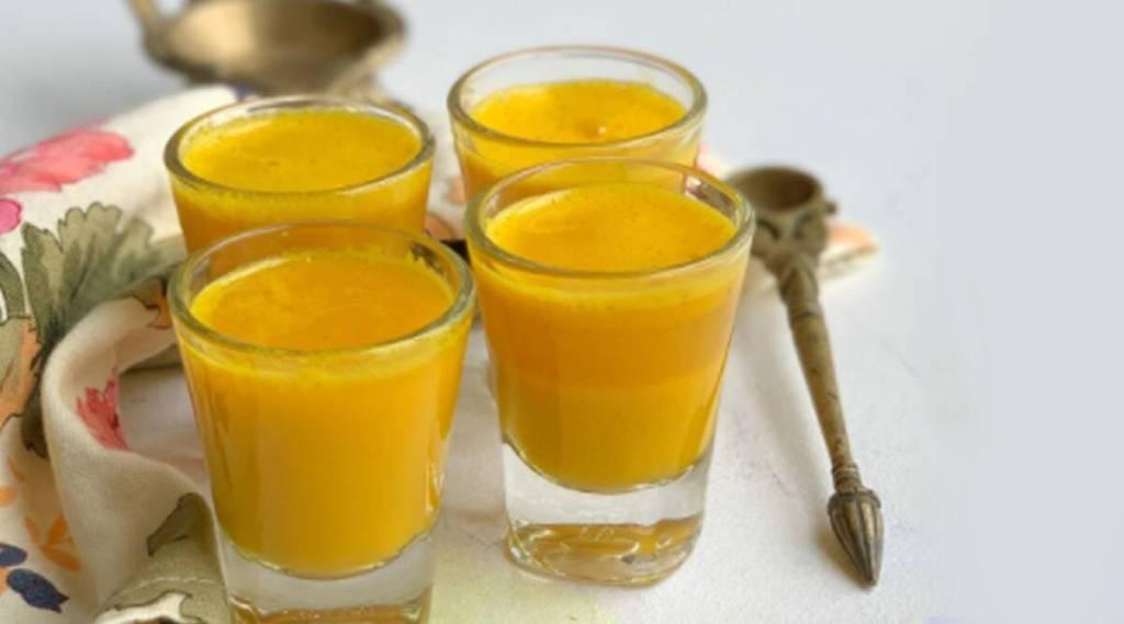 Immunity juice turmeric health benefits Tamil News