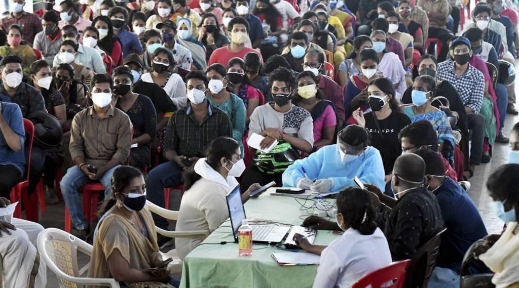Kerala reports 21000 fresh Covid cases