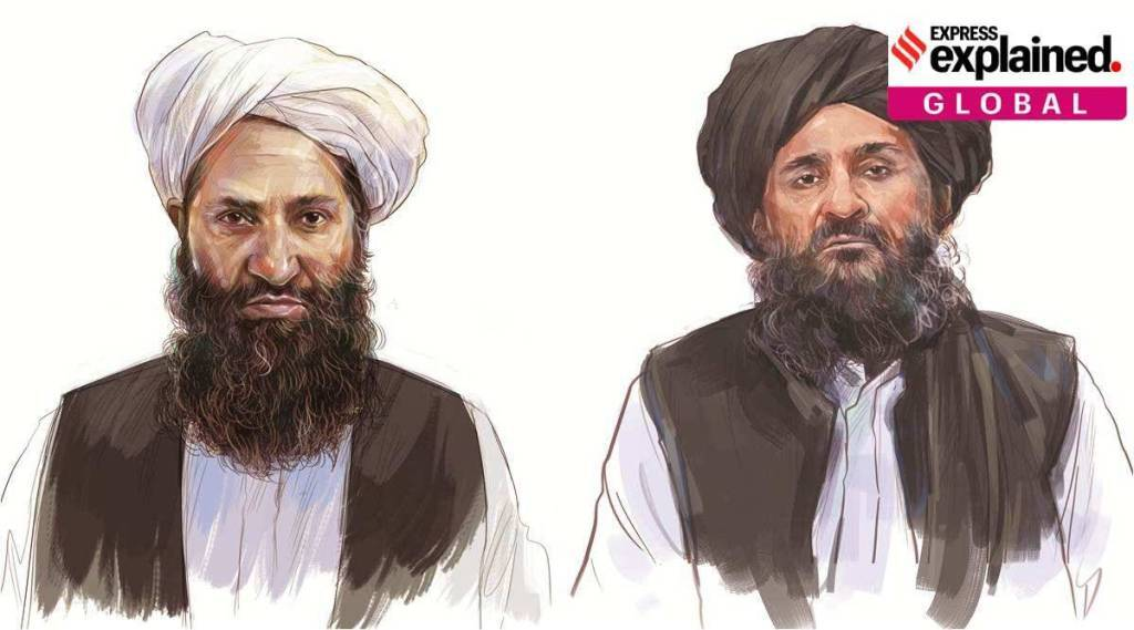 Who are afghanistan's new rulers, afghanistan's new rulers, ஆப்கானிஸ்தான் புதிய ஆட்சியாளர்கள், காபூல், ஹைபதுல்லா, அகுந்த்ஸடா, அப்துல் கனி பரதர், afghanistan crisis, Taliban takes Kabul, haibatullah, akhundzada, abdul ghani baradar, Afghanistan status