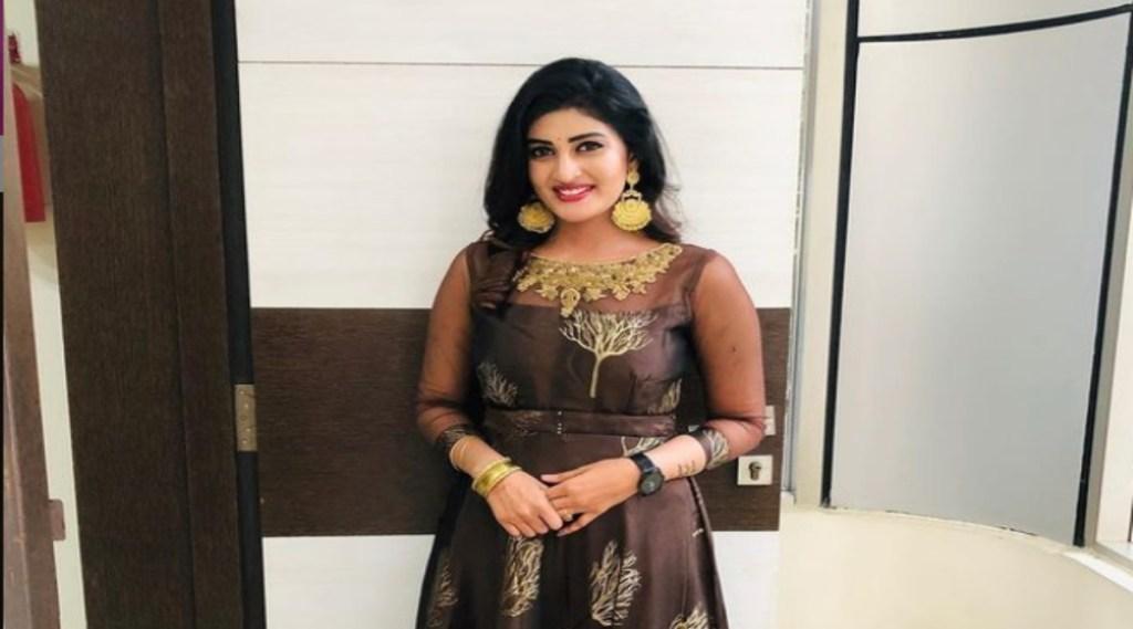 Kannana Kanne Serial Actress Nimeshika about her Father Tamil News