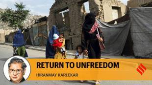 Afghanistan Taliban takeover women rights Tamil News