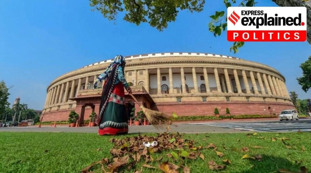 Parliament, Parliament monsoon session, Parliament monsoon session disruption, நாடாளுமன்றம், மக்களவை, ராஜ்யசபா, குறைந்த ஆக்கத்திறன், பிஆர்எஸ் சட்டமன்ற ஆராய்ச்சி, கோவிட் 19 ஆராய்ச்சி, பாஜக, காங்கிரஸ், pegasus spyware, farmers protest, covid situation, PRS legislative research, india, BJP, congress