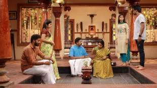 Tamil Serial news, Vijay tv serial, Raja Rani 2 serial, raja rani 2 today episode Sivagami shouting Archana, saravanan sandhya romance, விஜய் டிவி, ராஜா ராணி 2 சீரியல், சரவணன் சந்தியா ரொமான்ஸ், அர்ச்சனாவை திட்டிய மாமியார் சிவகாமி, Alya Manasa, Sithu, Praveena, vaishnavi sundar, raja rani 2 serial today story