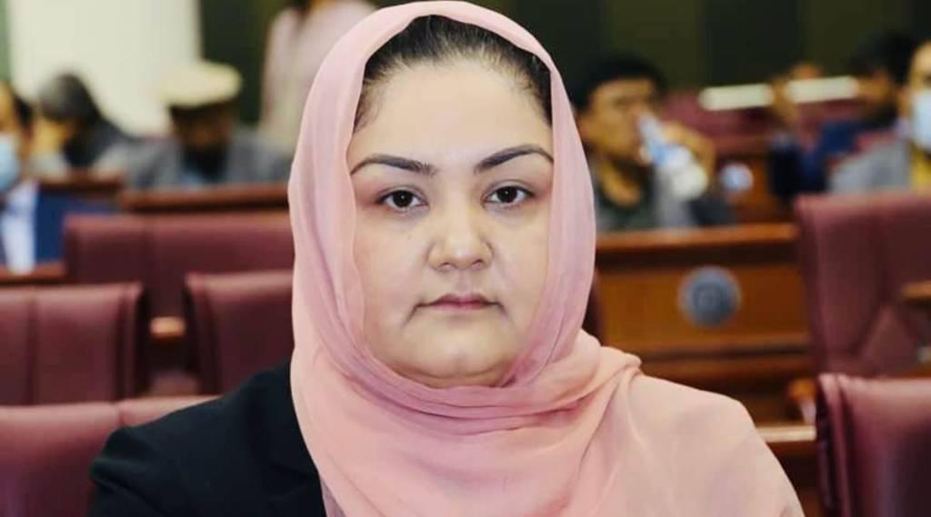Afghanistan crisis Afghan woman MP Rangina Kargar
