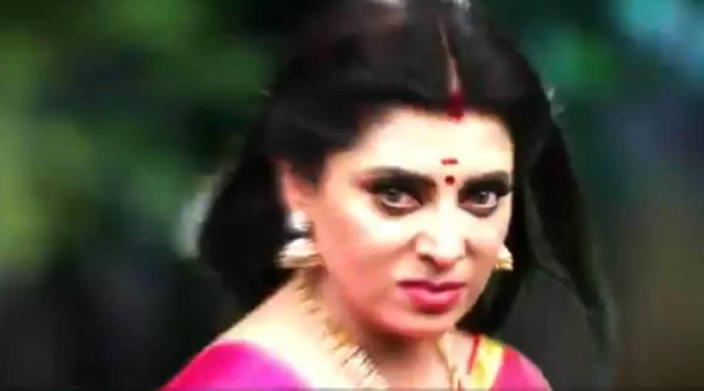 Vijay TV, Senthoora Poove Serial, Priya Kalyanaraman acts as Ghost Character, netizens memes, ranjith roja, tamil tv serial news, விஜய் டிவி, செந்தூரப் பூவே சீரியல், பிரியா கல்யாணராமன் பேய் அவதாரம், நெட்டிசன்கள் மீம்ஸ், இனி அருணா ஆட்டம் ஆரம்பம், பேய் மோடுக்கு மாறிய செந்தூரப் பூவே சீரியல்; தெறிக்கும் மீம்ஸ்கள், actress Priya Kalyanaraman, tamil serial news, Senthoora Poove serial news