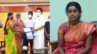 Tamil Nadu's only female odhuvar
