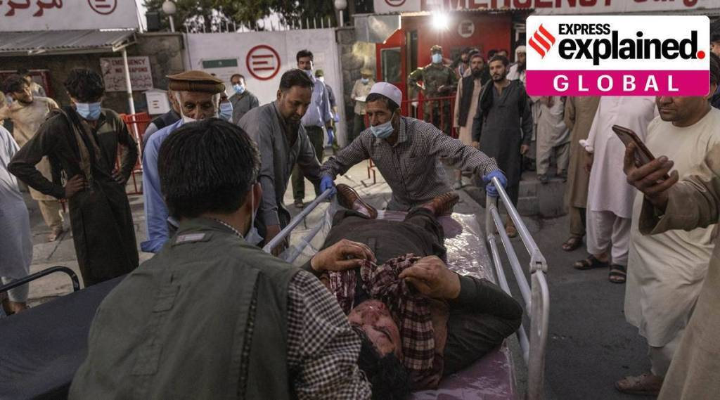ISIS chapter in Afghanistan and the turf war with Taliban, afghanistan, kabul airport attack