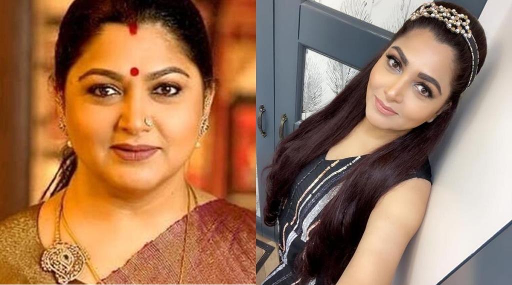 actress Kushboo, kushboo becomes slim, kushboo's miracle appearance, kushboo latest pic goes viral, நடிகை குஷ்பூ, குஷ்பூ லேட்டஸ் போட்டோ, ஸ்லிம் குஷ்பூ, Kushboo sundar, kushboo slim photo goes viral, kushboo slim and modern look, kushboo beautiful look