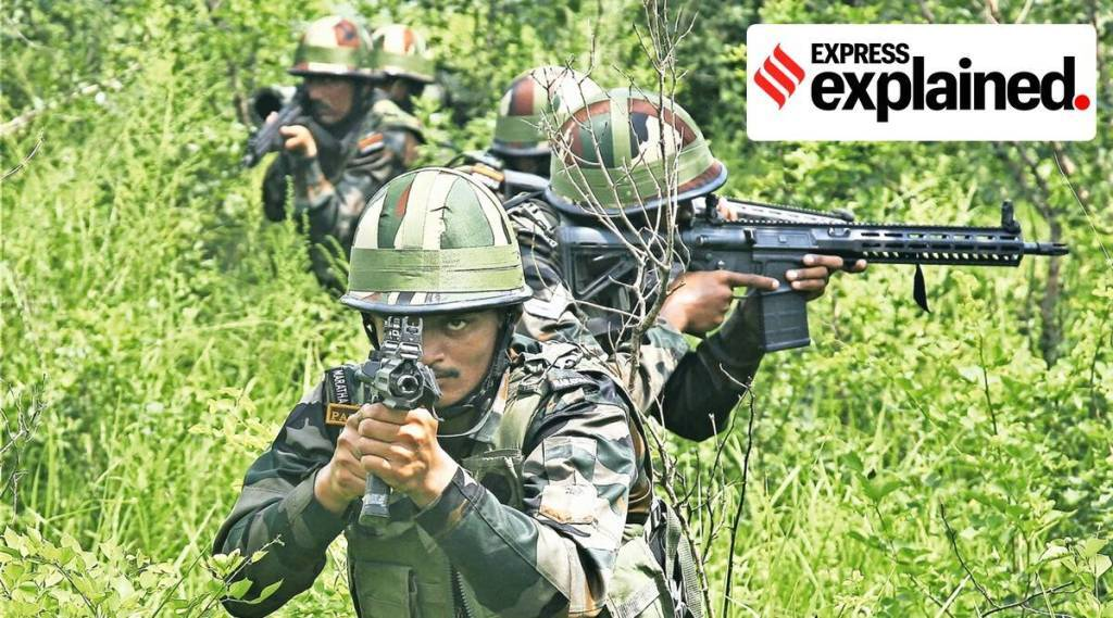 Recce, Army Endurance Test, Indian Army, Today news, tamil news, news in Tamil