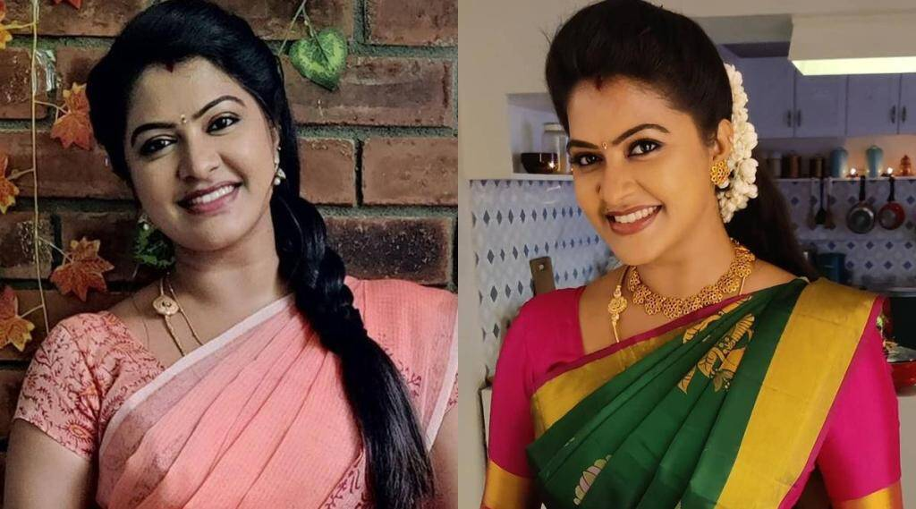 actress Rachitha Mahalakshmi actress Rachitha dissatisfaction, character change in Vijay TV Serial, Naam Iruvar Namakku Iurvar Serial, கேரக்டரை மாற்றுவதால் நடிகை ரச்சிதா அதிருப்தி, விஜய் டிவி, நாம் இருவர் நமக்கு இருவர் சீரியல், Rachitha, Mirchi Senthil, Vijay TV, Rachitha quits Serial