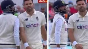 India vs England: Mohammed Siraj and James Anderson involved in argument during first Test video