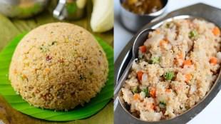 wheat rava recipes in tamil: wheat rava upma making in tamil