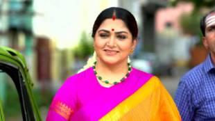 Gokulathil Seethai tamil news: kushboo acting Gokulathil Seethai serial had been stopped for 1 week