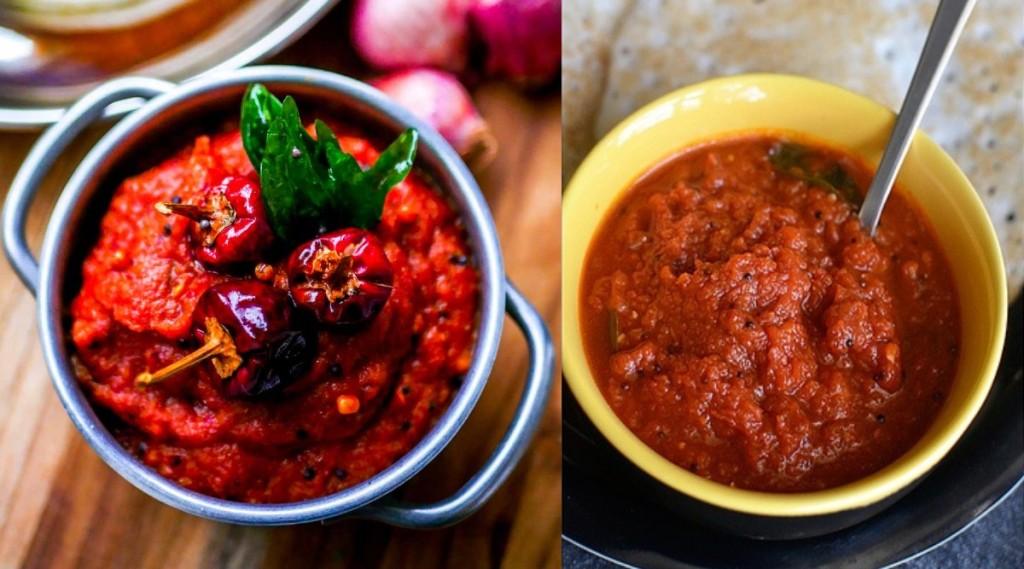 chutney recipes in tamil: steps for Chinna Vengayam chutney in tamil