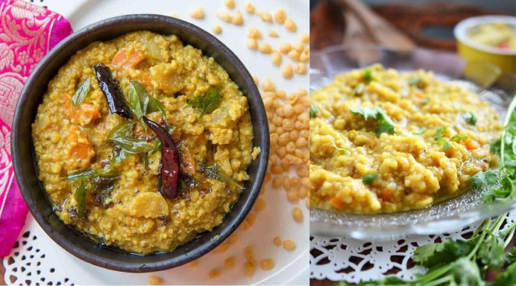 Sambar Rice recipe in tamil: steps for Barnyard millet in tamil
