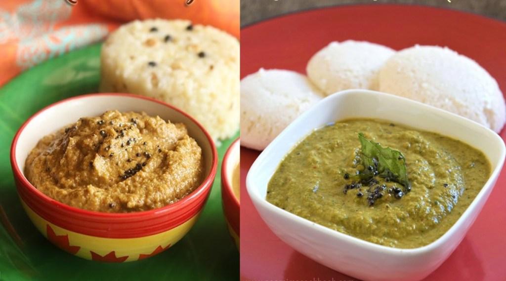 Thuvayal recipes in tamil: Kadamba chutney recipe in tamil