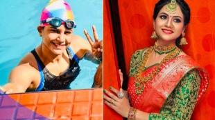 swimmer Janane Prabhu Tamil News: janane Prabhu excited about her TV debut with 'Ninaithale Inikkum'