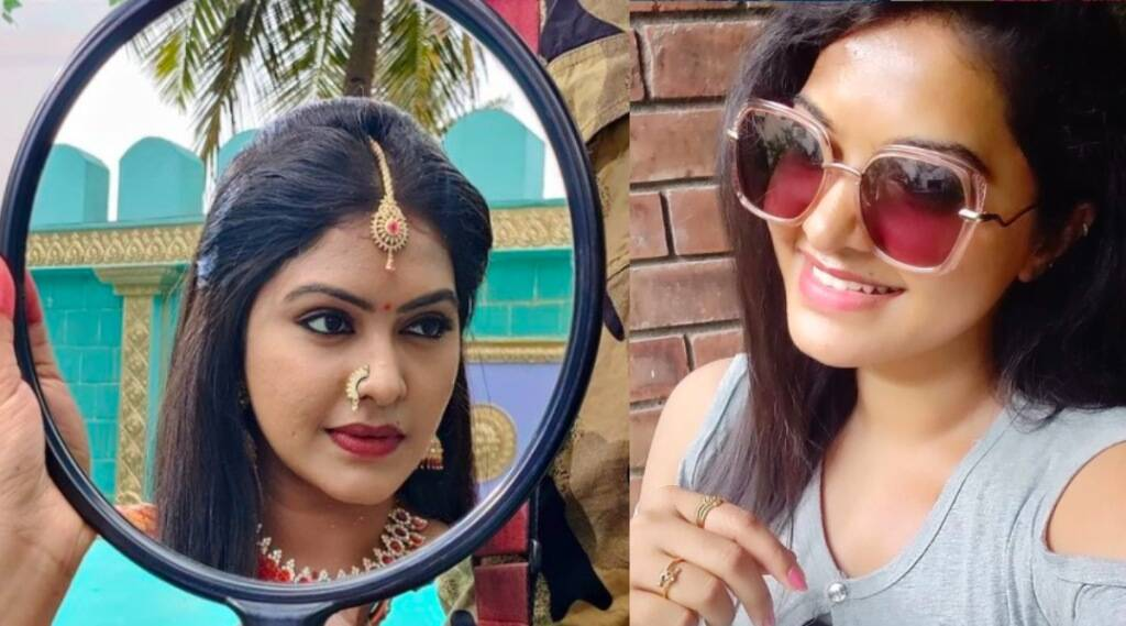 Rachitha Mahalakshmi news in tamil: rachitha acting Kannada movie 'Ranganayaka shooting photo goes viral