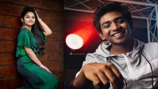Preethi Sharma Tamil News: Preethi Sharma, ken karunaas pairing for album song