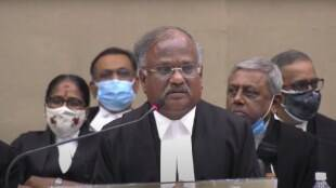 Justice Kirubakaran Tamil News: 'people's judge' Kirubakaran retires from his service