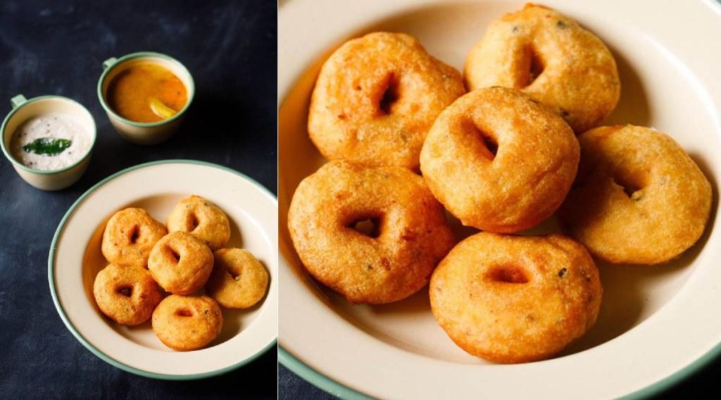 South Indian Vada in tamil: How to make Medu Vada in tamil