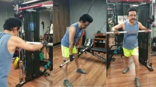 Cm stalin news in tamil: mk stalin work out video goes viral