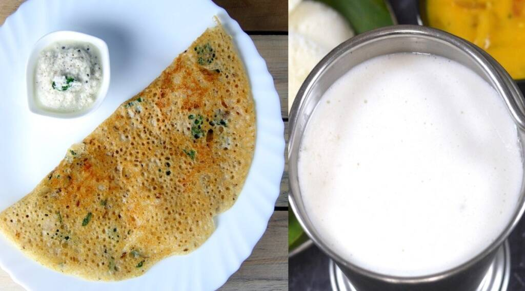 dosa recipe in tamil: how to make crispy rava dosa