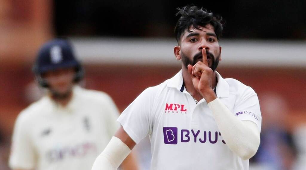 Cricket news in tamil: Siraj knows he can get anyone out at any stage says kohli