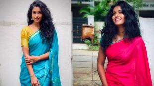 Roshini haripriyan tamil news: Bharathi kannama roshni's latest insta video