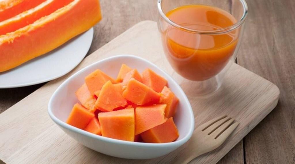 healthy juice recipes in Tamil: benefits of papaya in tamil