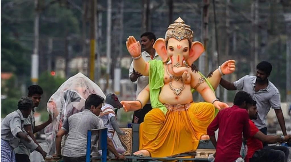 Tamil Nadu news in tamil : no public idols procession or immersion; TN GOVT