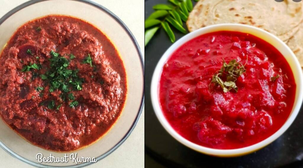 kurma recipe in tamil: steps to beetroot kurma in tamil