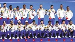 Tokyo Olympic hockey Tamil News: Indian men's hockey team who brought medal And honour
