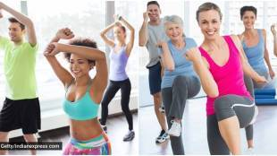 Zumba Aerobics difference fitness dance activity Tamil News