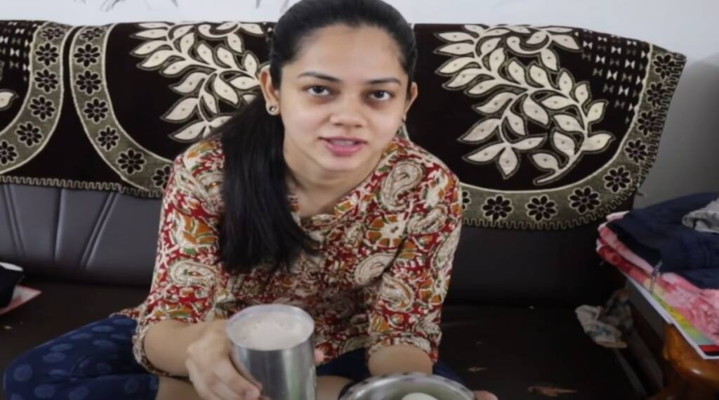 Bigg Boss fame Anitha Sampath Diet Viral Video