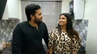 Alya Manasa Sanjeiv Home Tour Viral Video Tamil News